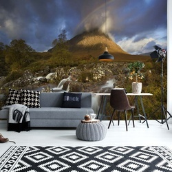 Scotland Photo Wallpaper Mural