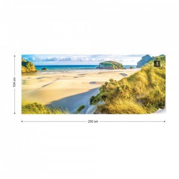 Sunrise Beach Photo Wallpaper Wall Mural