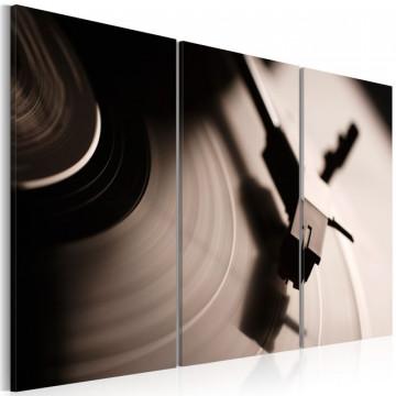 Tablou - A stylish gramophone