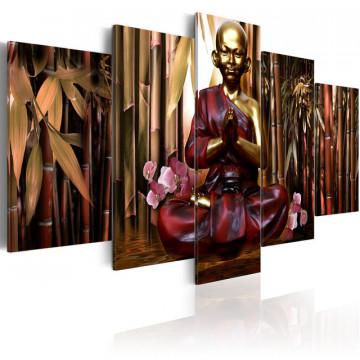 Tablou - Bamboo temple