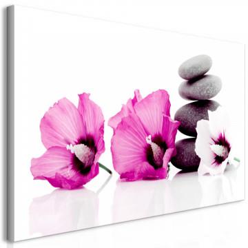 Tablou - Calm Mallow (1 Part) Pink