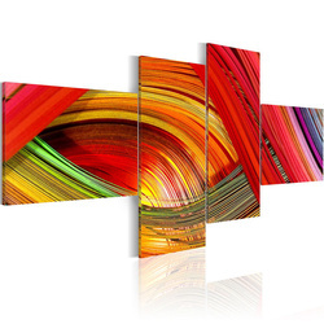 Tablou - Colorful strips