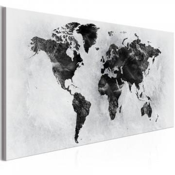 Tablou - Concrete World (1 Part) Wide