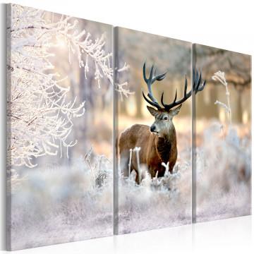 Tablou - Deer in the Cold I