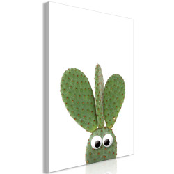 Tablou - Ear Cactus (1 Part) Vertical