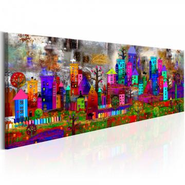 Tablou - Fantasy City