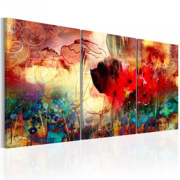 Tablou - Garden of Colours