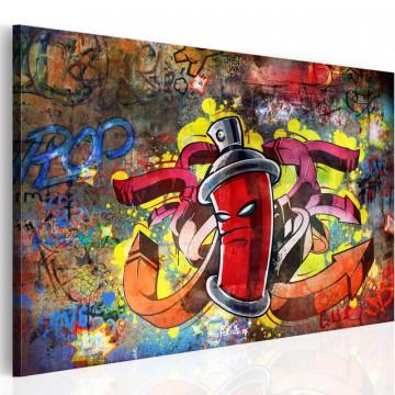 Tablou - Graffiti master