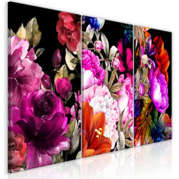Tablou - Holiday Bouquet (3 Parts)