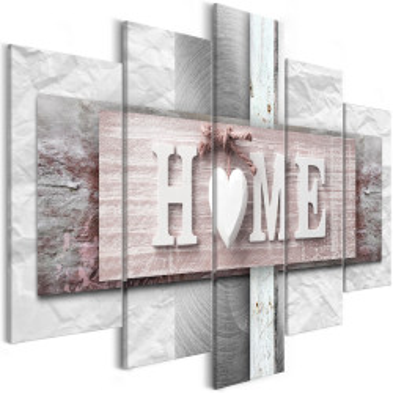 Tablou - Home: Eclecticism (5 Parts) Wide