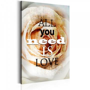 Tablou - Love Rose