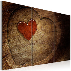 Tablou - Old love does not rust - 3 pieces