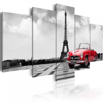Tablou - Parisian car