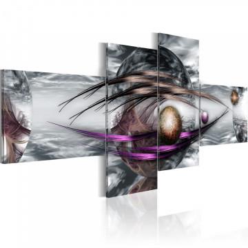 Tablou - Platinum planet