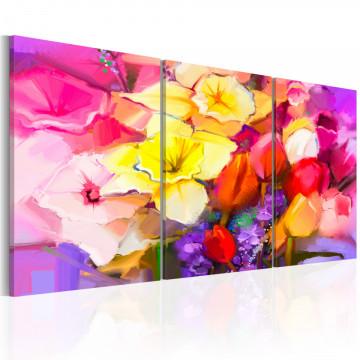 Tablou - Rainbow Bouquet