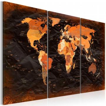 Tablou - Remarkable Map