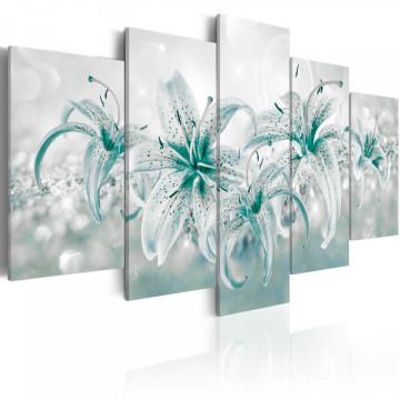 Tablou - Sapphire Lilies