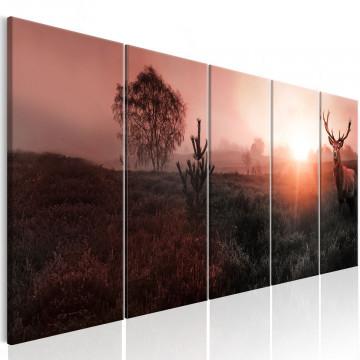 Tablou - Sun on the Horizon I