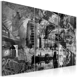 Tablou - The essence of London - triptych