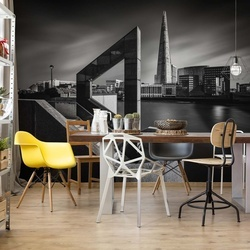 The Shard In Geometry Photo Wallpaper Mural