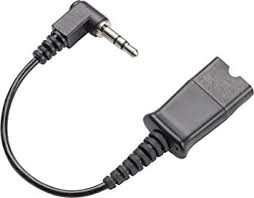 Plantronics CABLE ASSY,3.5MM,QD,SPARE