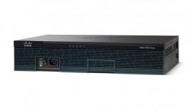 Cisco 2921 w/3 GE,4 EHWIC,3 DSP,1 SM,256MB CF,512MB DRAM,IPB