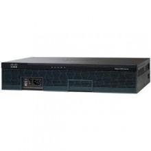 Cisco 2951 w/3 GE,4 EHWIC,3 DSP,2 SM,256MB CF,512MB DRAM,IPB