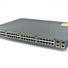 Cisco WS-C2960+48PST-L