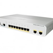 Cisco WS-C2960C-8TC-S