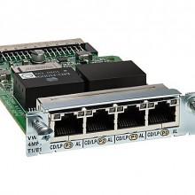 VWIC3-4MFT-T1/E1