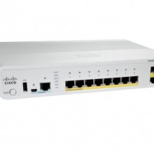 Cisco WS-C2960C-8PC-L