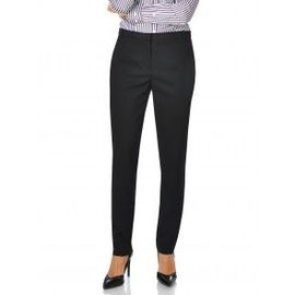 Pantaloni Office negri Slim Fit Sonia