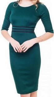 Rochie verde Grace