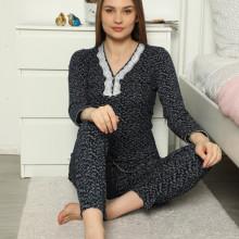 Pijama dama PICATELE