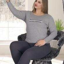 Pijama din bumbac pt femei masura 46.48