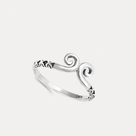 Inel de argint Artemis