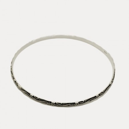 Brățară de argint Kinari