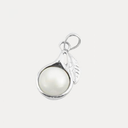 pandantiv de argint cu perla