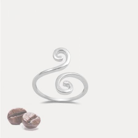 Inel de argint Song