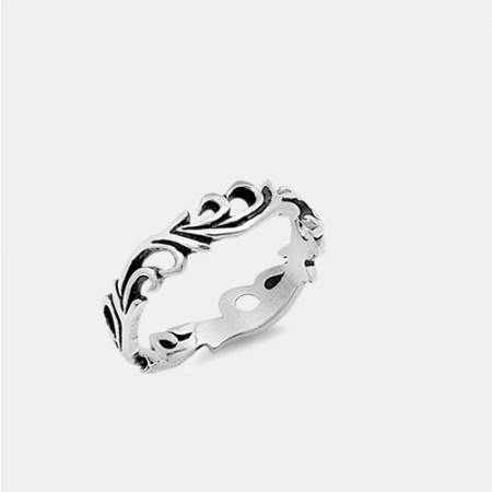 Inel de argint minimalist