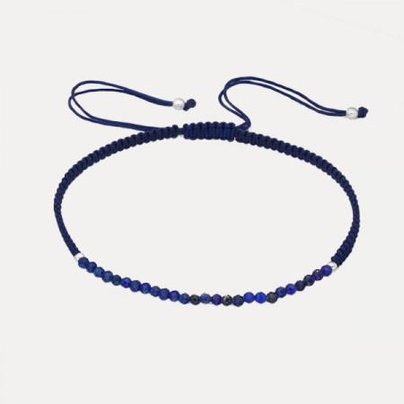 bratara ajustabila lapis lazuli