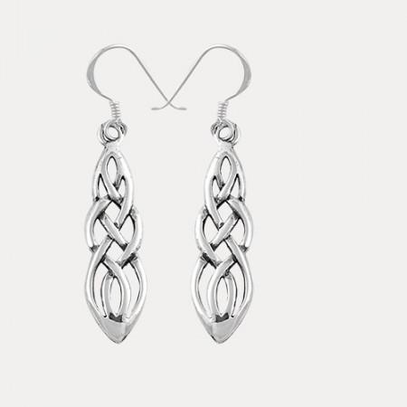 Cercei de argint Celtic Mood