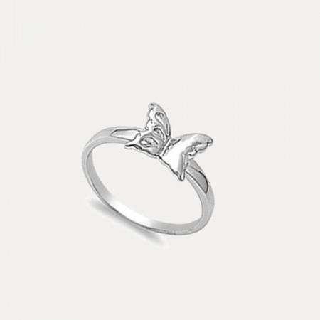 Inel de argint Fluturas