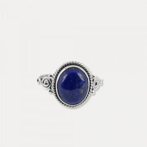 Inel argint cu lapis lazuli