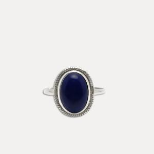 Inel de argint cu lapis lazuli Zenit