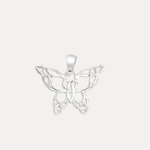 Pandantiv de argint Papilio