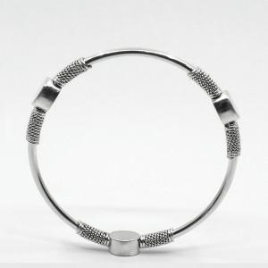Brățară de argint unicat Ayaba