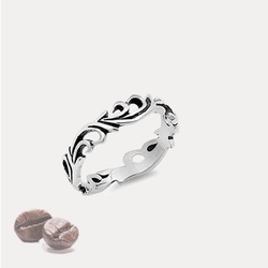 Inel din argint minimalist