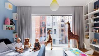 Trucuri simple și utile în amenajarea camerei copilului