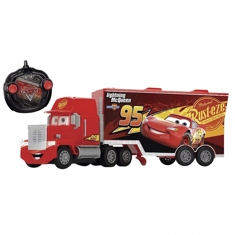 camion cu telecomanda mack cars 3. Black Bedroom Furniture Sets. Home Design Ideas
